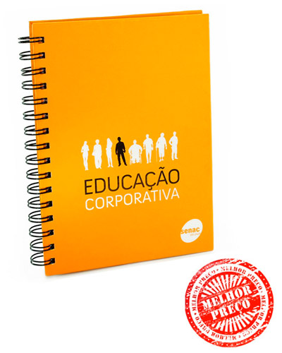 Cadernos Personalizados - Caderno Executivo