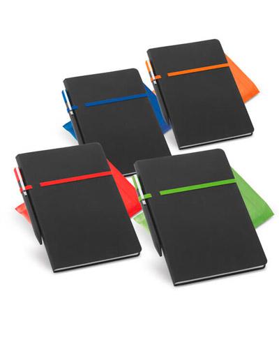 Moleskine Personalizado - Caderno Personalizado Capa Dura com 96 folhas