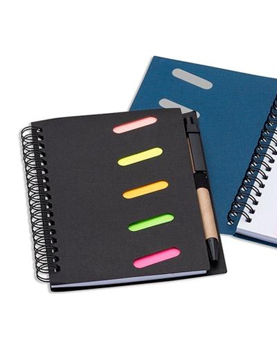 Bloco de Anotação - Cadernos de Anotações Promocionais