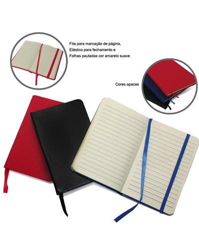 Moleskine Personalizado - Cadernos de Anotações Promocionais