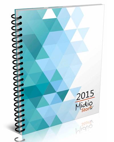 Cadernos Personalizados - Cadernos para Empresas