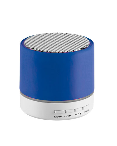 Caixa de Som Personalizada - Caixa de som com Microfone para Brindes