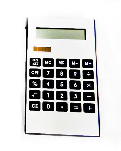 Brindes Personalizados -  Calculadora 8 Digitos Promocional