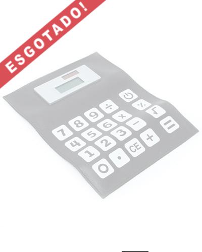 Brindes Personalizados -   Calculadora com Mouse Pad Personalizada