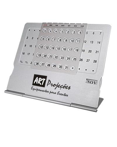 Calendário Personalizado - Calendário de Mesa Personalizado Permanente