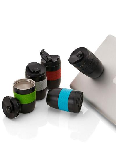 Caneca Térmica Personalizada - Caneca Anti Queda em Aço Inox Personalizada