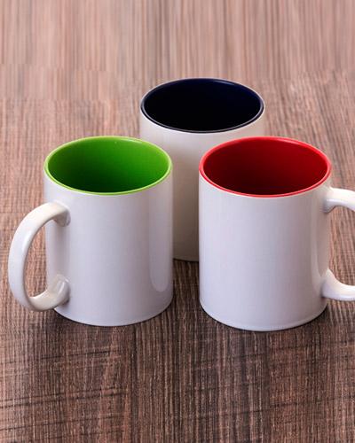 Caneca de Porcelana Personalizada - Caneca de Ceramica Personalizada