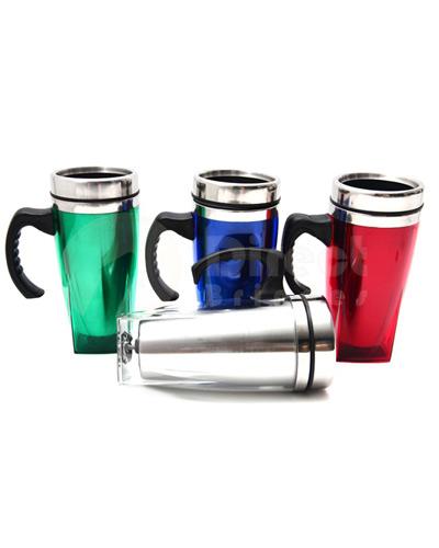Caneca Térmica Personalizada - Canecas em Aluminio Promocional