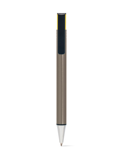 Caneta Metálica - Caneta Metálica Colorida Personalizada