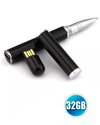 Caneta Pen drive - Caneta Pen drive 32gb Personalizada