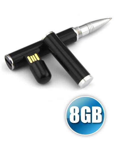 Caneta Pen drive - Caneta pen drive 8g para brinde Personalizada