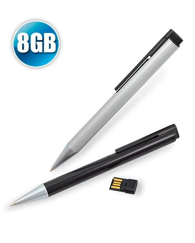 Caneta Pen drive - Caneta Pendrive com 8GB Promocional