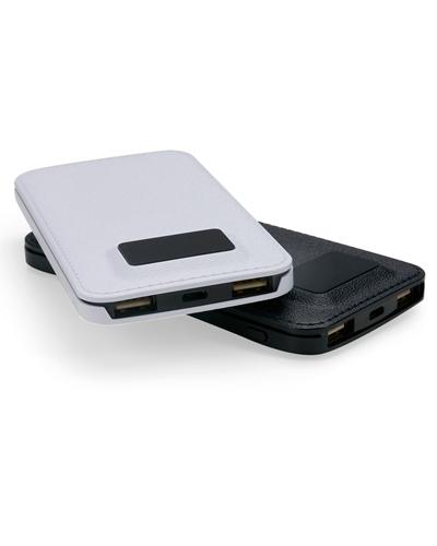 Carregador Portátil Personalizado - Carregador de Viagem USB Universal Personalizado