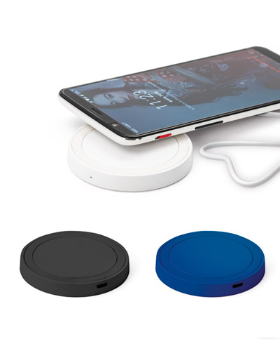 Carregador Portátil Personalizado - Carregador Portátil Wireless Personalizado