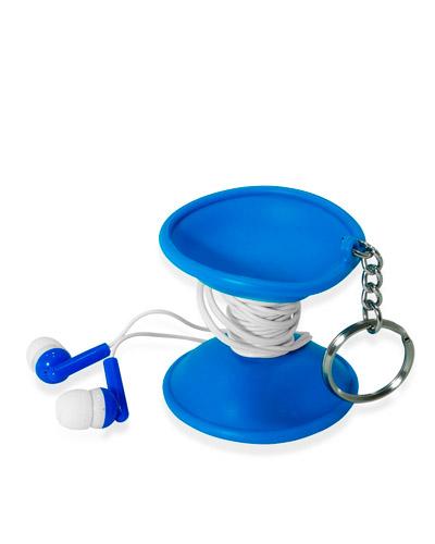 Chaveiros Criativos - Chaveiro com Fone de Ouvido Personalizado