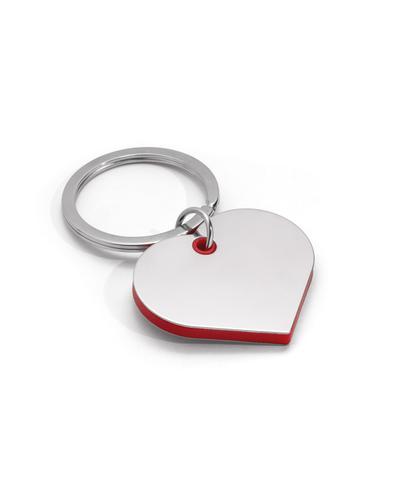Chaveiro Metálico - Chaveiro de Coração Personalizado