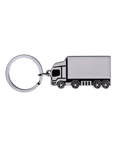 Brindes Personalizados -  Chaveiro em Metal Caminhão
