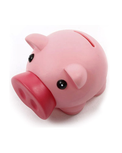 Cofre Personalizado - Cofre Porco Personalizado em Vinil