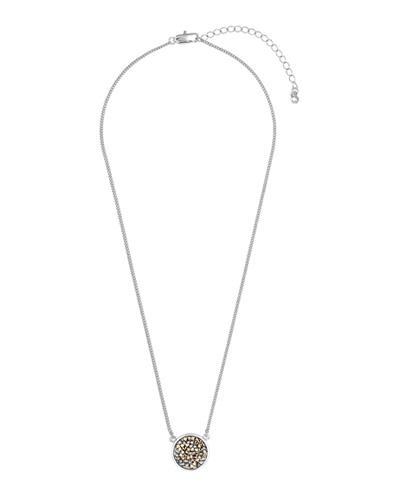 Cristais Swarovski - Colar Swarovski Crystal Fine Rocks