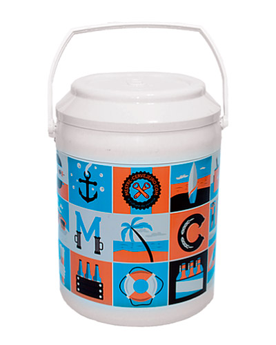 Cooler Personalizado - Cooler Personalizado 24 latas