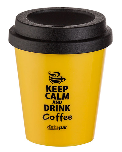 Copos para Cafe Personalizados - Copo com Tampa Personalizado para Brindes