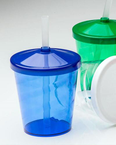Brindes Personalizados -  Copos Coloridos