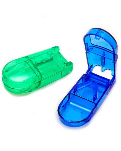 Porta Comprimido Personalizado - Cortador de Comprimido Personalizado