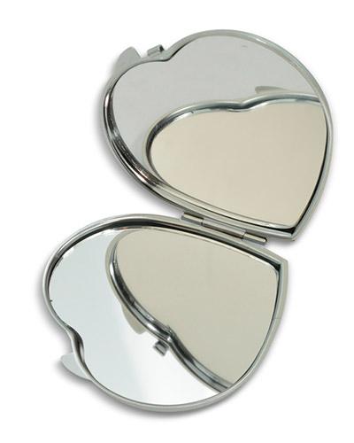 Espelho de Bolsa Personalizado - Espelhinhos de bolsa para Brindes