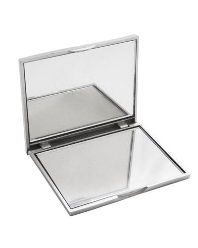 Espelho de Bolsa Personalizado - Espelho de Plastico Duplo