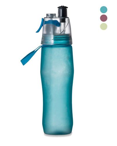 Garrafa Squeeze - Garrafa Squeeze com Borrifador Personalizado