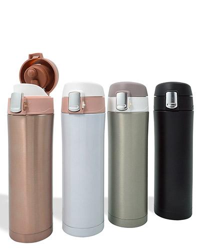 Garrafa Squeeze - Garrafa Térmica de Aluminio Personalizada