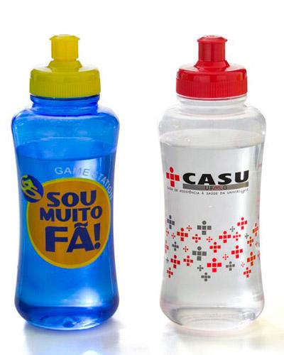 Garrafa Squeeze - Garrafinhas Squeeze Personalizada