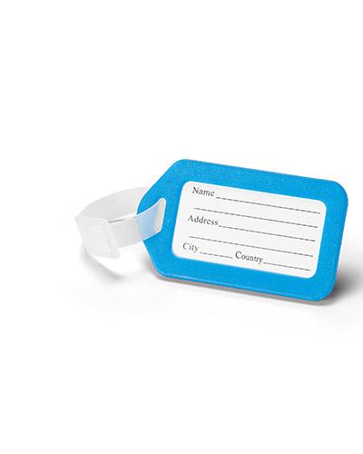 Malas de Viagem Personalizadas - Identificador de Bagagem Personalizado