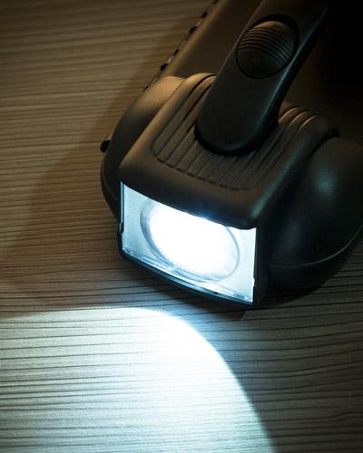 Kit ferramentas - Jogo de Ferramentas com Lanterna