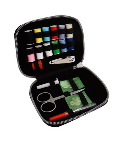 Brindes Personalizados -  Kit Costura de Bolsa para Brinde