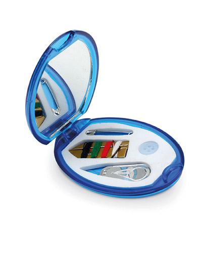 Espelho de Bolsa Personalizado - Kit de Costura para Viagem Personalizado