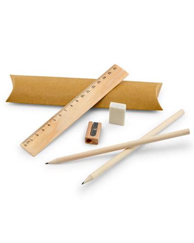 Lápis Personalizado - Kit Escolar Completo Personalizado para Brindes