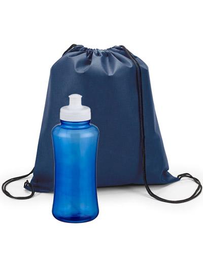 Mochila Saco - Kit Fitness Personalizado