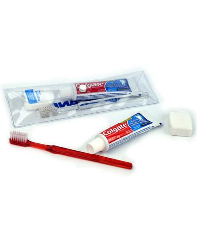 Kit Higiene Personalizado - Kit Higiene Bucal Viagem