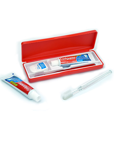 Kit Higiene Personalizado - Kit Odontologico Personalizado
