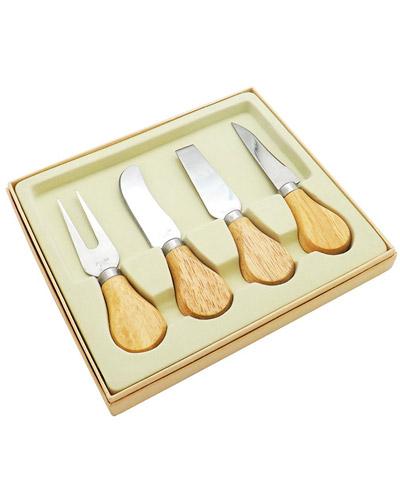 Kit para Queijo com 4 peças Personalizadas
