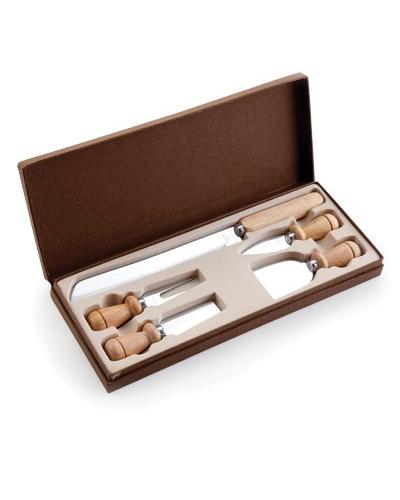 Brindes Personalizados -  Kit Personalizado para Queijo