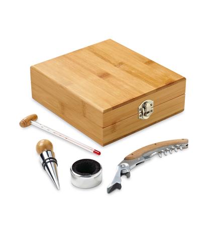 Kit Vinho Personalizado - Kit Vinho Personalizado para Brindes