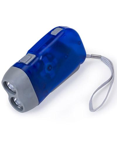 Brindes Personalizados -  Lanterna Dinamo Personalizada