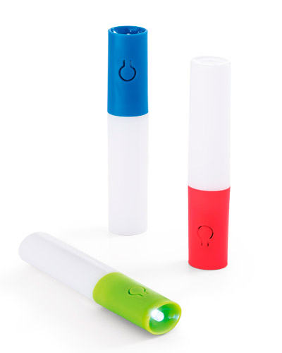 Lanterna Personalizada - Lanterna LED Colorida Personalizada