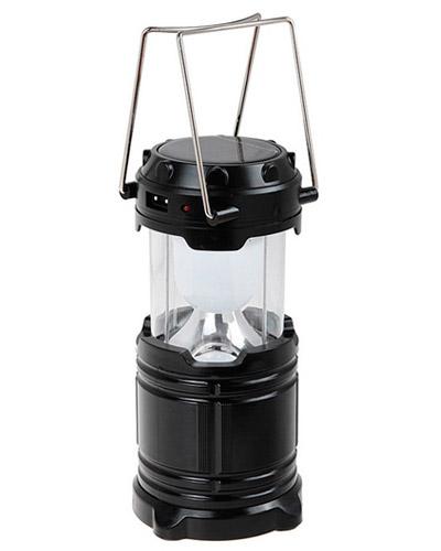 Carregador Portátil Personalizado - Lanterna Solar Recarregável Personalizada