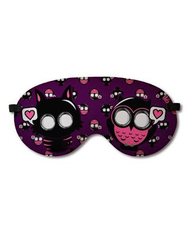 Almofadas Personalizadas - Mascara de Dormir Personalizada