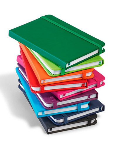 Moleskine Personalizado - Mini cadernetas para Brindes