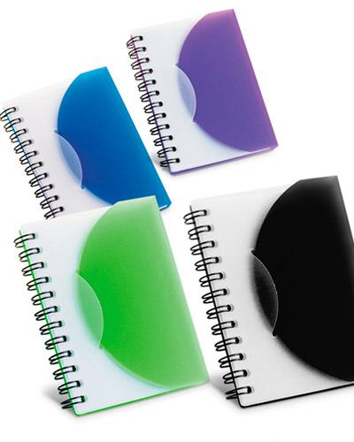 Cadernos Personalizados - Mini Caderno de Anotações Personalizado