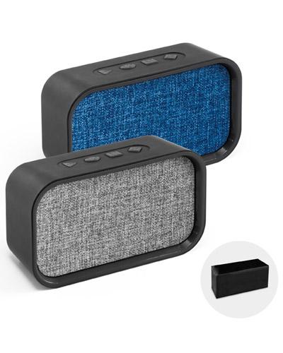 Caixa de Som Personalizada - Mini Caixa de Som Bluetooth para Brinde